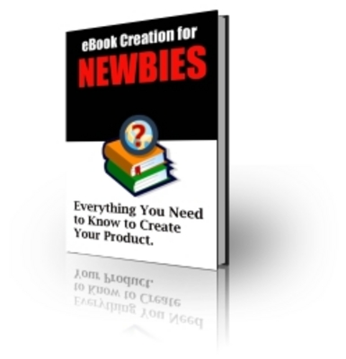 Product picture eBook Creation & Promotion for Newbies - With PLR Rights
