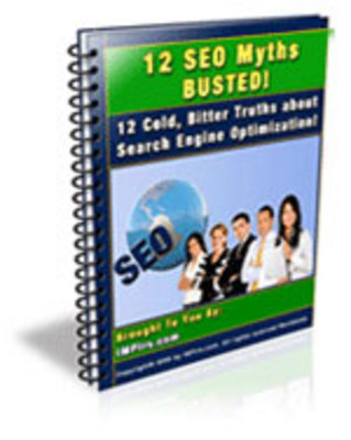 Product picture 12 SEO Myths Busted - Master Resell Rights Included