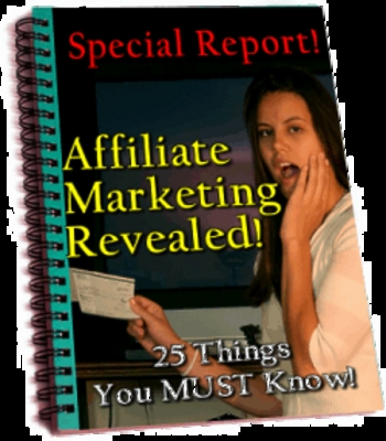 Product picture Affiliate Marketing Revealed - eBook - PLR