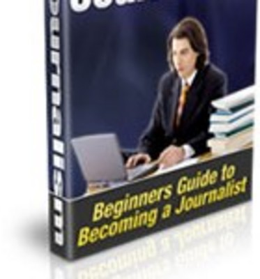 Product picture Career In Journalism PLR
